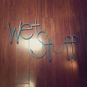 Planet Blue Wet Stuff Hanger